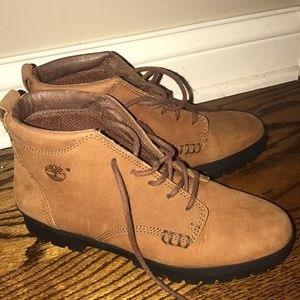 Shoes - ‼️PRICE DROP‼️ timberland shoes/booties